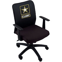 Boss Military Logo Chair