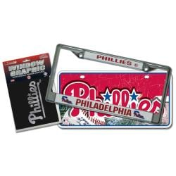 Philadelphia Phillies Automotvie Detail Pack