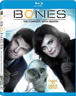 Bones Season 6 (Blu-ray Disc) 8316587