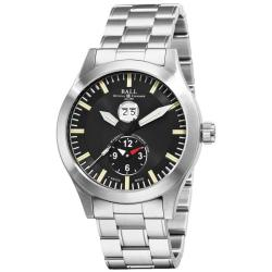 Ball Men's 'Engineer Master II Aviator Dual Time' Automatic Watch
