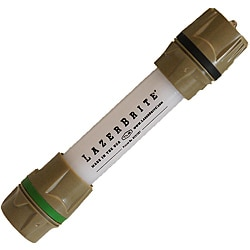 Lazerbrite Single Mode Green and Infrared Flashlight