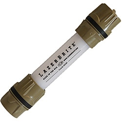 Lazerbrite Single Mode Infrared and Infrared Flashlight