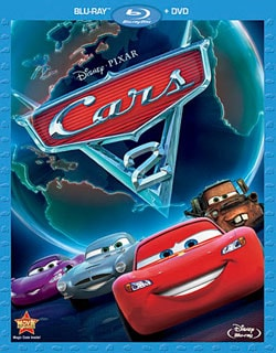 Cars 2 (Blu-ray/DVD) 8320568