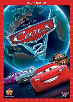 Cars 2 (Blu-ray/DVD) 8320569