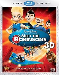 Meet the Robinsons 3D (Blu-ray/DVD) 8321554