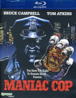 Maniac Cop (Blu-ray Disc) 8323202