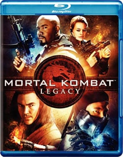Mortal Kombat: Legacy (Blu-ray Disc) 8323688