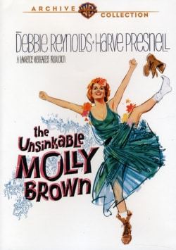 The Unsinkable Molly Brown (DVD) 8329780