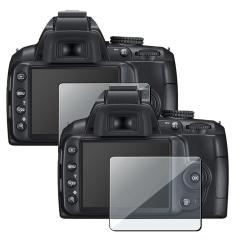 Screen Protector Guard Nikon D3000 (Pack of 2)
