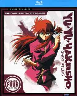 Yu Yu Hakusho: Season Four (Blu-ray Disc) 8333252