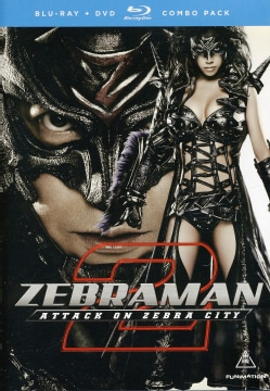 Zebraman 2: Attack on Zebra City (Blu-ray Disc) 8333253