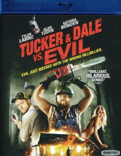 Tucker & Dale Vs. Evil (Blu-ray Disc) 8334017