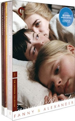 Fanny and Alexander Box Set - Criterion Collection (Blu-ray Disc) 8336845