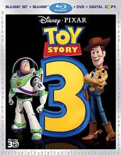 Toy Story 3 - 3D (Blu-ray/DVD) 8337173