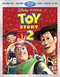 Toy Story 2 - 3D (Blu-ray/DVD) 8337174