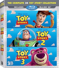 The Complete 3D Toy Story Trilogy (Blu-ray 3D) 8337175