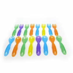 The First Years Take & Toss Spoons (Pack of 16)
