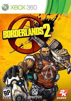 2K Games Borderlands 2 - TAKE-TWO INTERACTIVE SOFTWARE, INC.