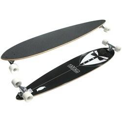Atom 50-inch Pin-Tail Longboard