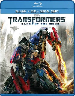 Transformers: Dark of the Moon (Blu-ray/DVD) 8342806