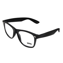 Unisex Onyx Black Fashion Glasses 8344250