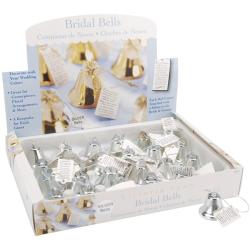 Darice Bridal Bells (Pack of 24)