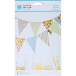 Martha Stewart Crafts® Modern Festive Pennant Garland Kit
