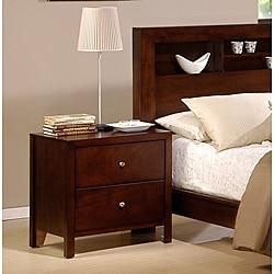 Sonata 2-drawer Nightstand