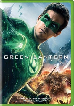Green Lantern (DVD) 8352564