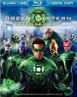Green Lantern - Extended Cut (Blu-ray/DVD) 8352565