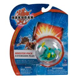 Spinmaster Plastic Bakugan Alpha Booster Pack Toy with Action Figure 8359334