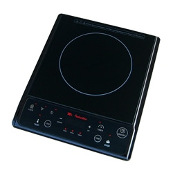 Sunpentown Black 1300-watt Induction Cooktop