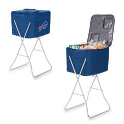 Picnic Time Buffalo Bills Navy Party Cube