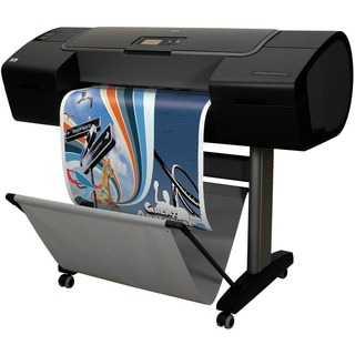"HP Designjet Z2100 Inkjet Large Format Printer - 24"" - Color"