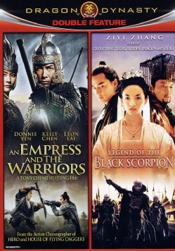 EMPRESS & THE WARRIOR/LEGEND OF THE BLACK SCORPION 8368405