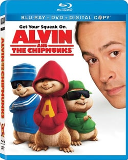 Alvin and the Chipmunks (Blu-ray/DVD) 8368819