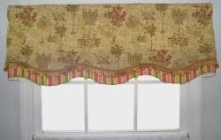 Sunset Boulevard Glory Valance