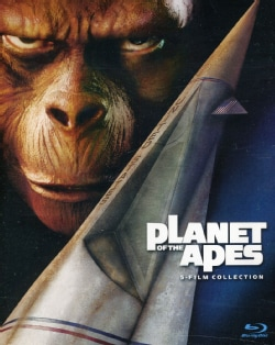 Planet of the Apes Film Collection (Blu-ray Disc) 8372149
