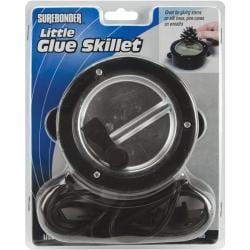 Black 4-inch Glue Skillet