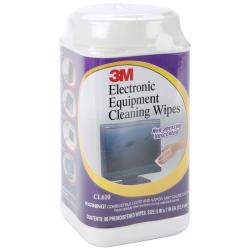 Electronic Equipment Cleaning Wipes (Pack of 80 Wipes)