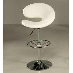 Gilbraltar Ivory Hydraulic Bar Stool