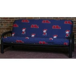 college covers ole miss rebels full size futon cover cool futon covers   roselawnlutheran  rh   roselawnlutheran org