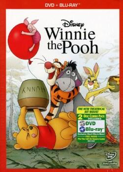 Winnie The Pooh Movie (Blu-ray/DVD) 8386751