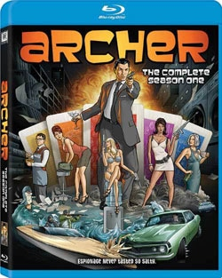 Archer: Season 1 (Blu-ray Disc) 8387657