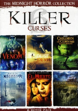 The Midnight Horror Collection: Killer Curses (DVD) 8387686