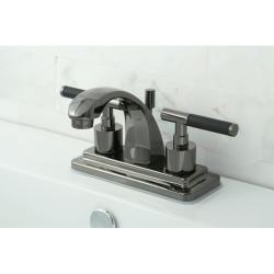 Black Nickel Bathroom Faucet