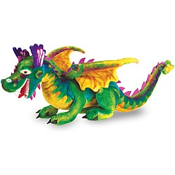 Melissa & Doug Plush Dragon Animal Toy 8396514