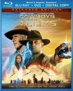 Cowboys & Aliens (Blu-ray/DVD) 8401786