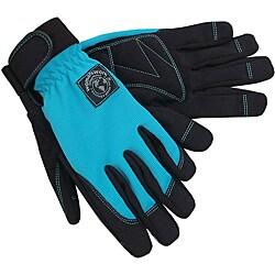 WWG Digger Large Teal Blue Glove