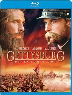 Gettysburg: Director's Cut (Blu-ray Disc) 8408903